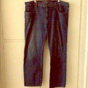 Old Navy Men's Regular Cut Jeans 42x34